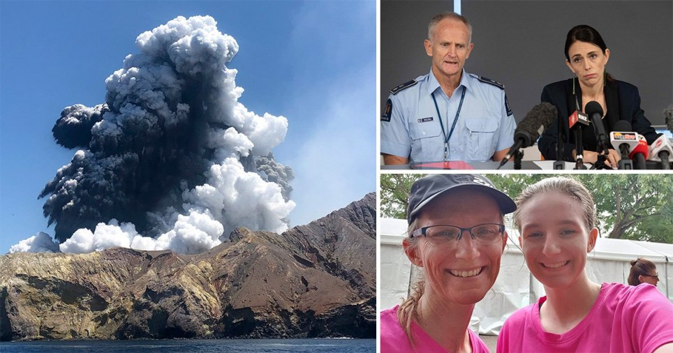 Volcano victims so badly burned skin had to be shipped in from abroad