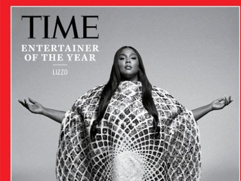 Lizzo admits to feeling 'unhappiness' with her body as she's crowned Time's Entertainer Of The Year 2019