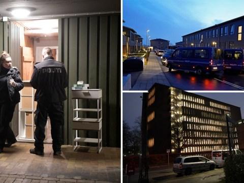 20 Islamist terrorism suspects arrested in raids across Denmark