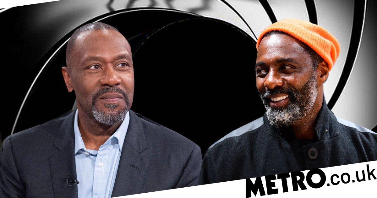 Lenny Henry Wants Idris Elba To Play Another Black Spy Not James Bond Metro News