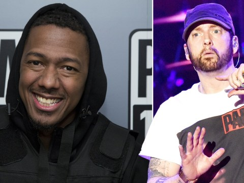Nick Cannon's mention of Eminem's daughters is 'off limits' amid fierce feud