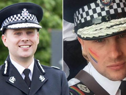 Police chief admits groping colleagues' bottoms
