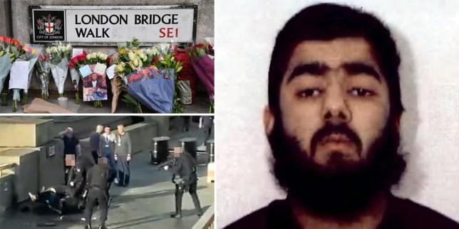 Cambridge Unviersity graduates Jack Merritt, 25, and Saskia Jones, 23, were killed by Khan in the attack (Picture: PA)