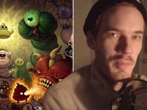 PewDiePie's new poo-themed game 'banned by Apple for being too disgusting'