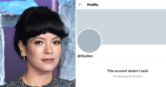 Lily Allen deletes Twitter account after furious Boris Johnson 'racism' election row backfires