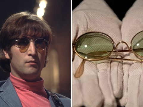 John Lennon's signature round sunglasses sell for £137,000 at auction