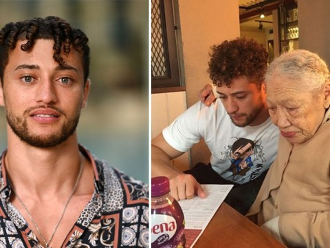 I'm A Celebrity's Myles Stephenson posts heartbreaking message after beloved grandmother dies