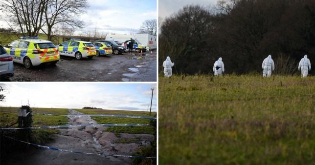 Alex Rodda's body found in Cheshire