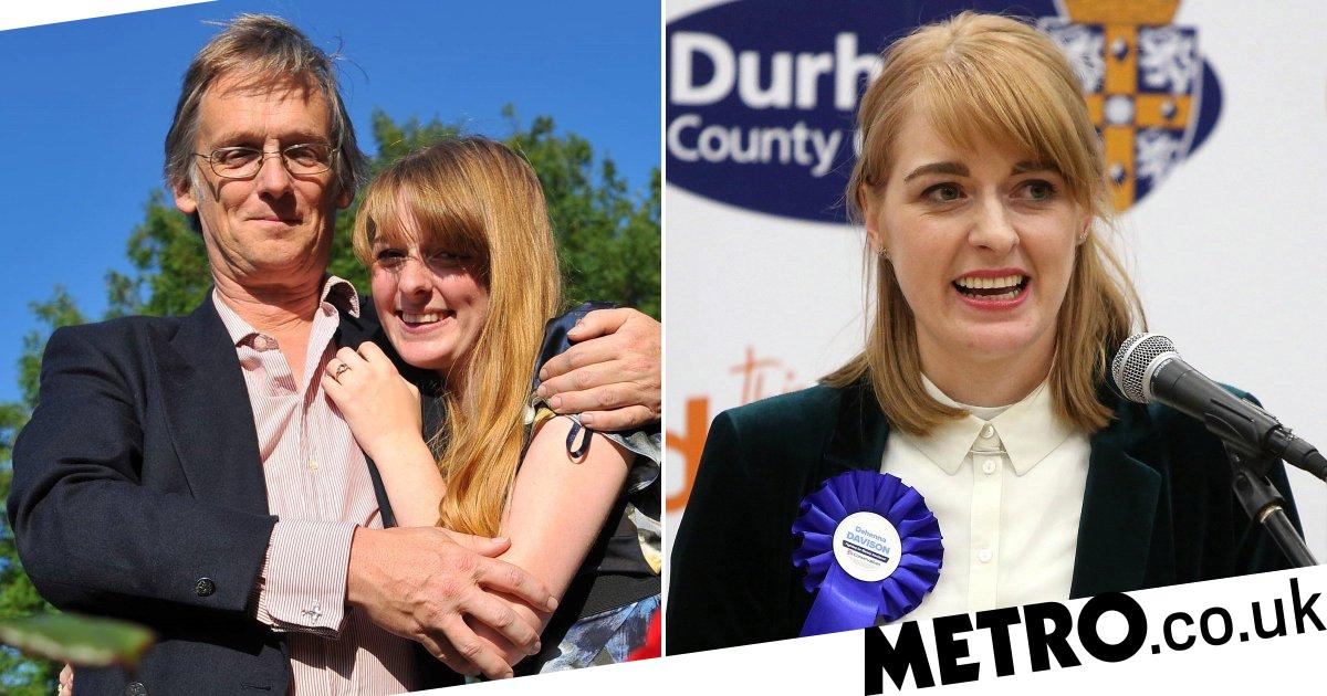 PRC 111081750 1576436892 - New Tory MP took part in 'Bride and Prejudice' documentary about her age gap love