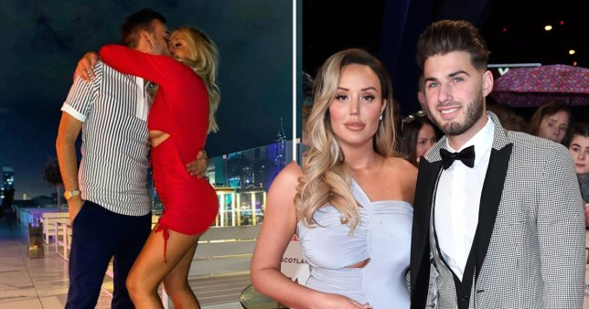 Charlotte Crosby has a new man