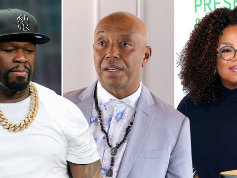 Russell Simmons slams Oprah Winfrey over 'troubling' new show and denies rape allegations