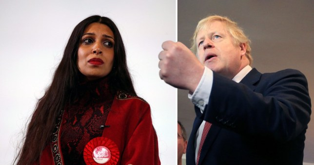 Faiza Shaheen says a number of people have told her they are considering 'leaving the country'
