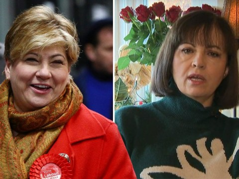 Emily Thornberry 'to sue Caroline Flint for saying she called northern voters stupid'