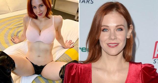 Hollywood star porn