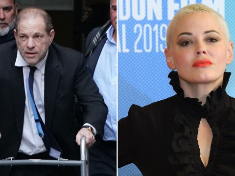 Harvey Weinstein's accusers say he's 'gaslighting society' as Rose McGowan responds to 'forgotten man' comments