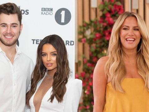 Curtis Pritchard shuts down rumours girlfriend Maura Higgins is replacing Caroline Flack on Love Island