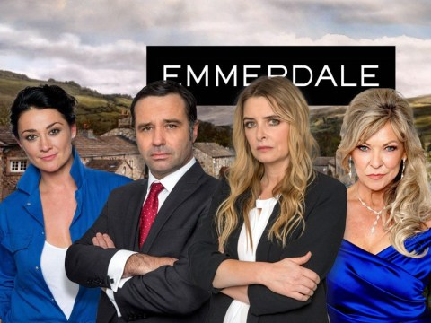 What time is Emmerdale on tonight as the Christmas Day episode airs?