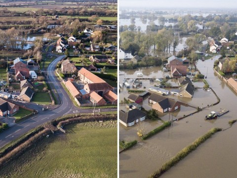Pictures reveal devastation of 'biblical' flooding in Fishlake four weeks on