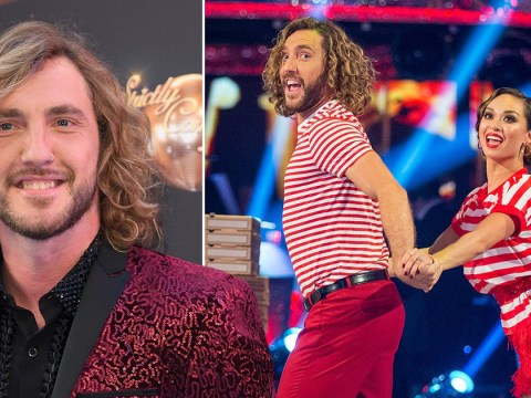 Strictly's Seann Walsh claims he didn't deserve backlash after last year's Katya Jones kiss scandal
