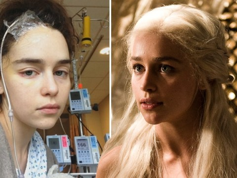Game Of Thrones' Emilia Clarke feared being fired as Daenerys over brain aneurysm