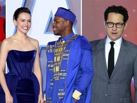 John Boyega, Daisy Ridley and Oscar Isaac look out of this world at Star Wars: The Rise of Skywalker premiere