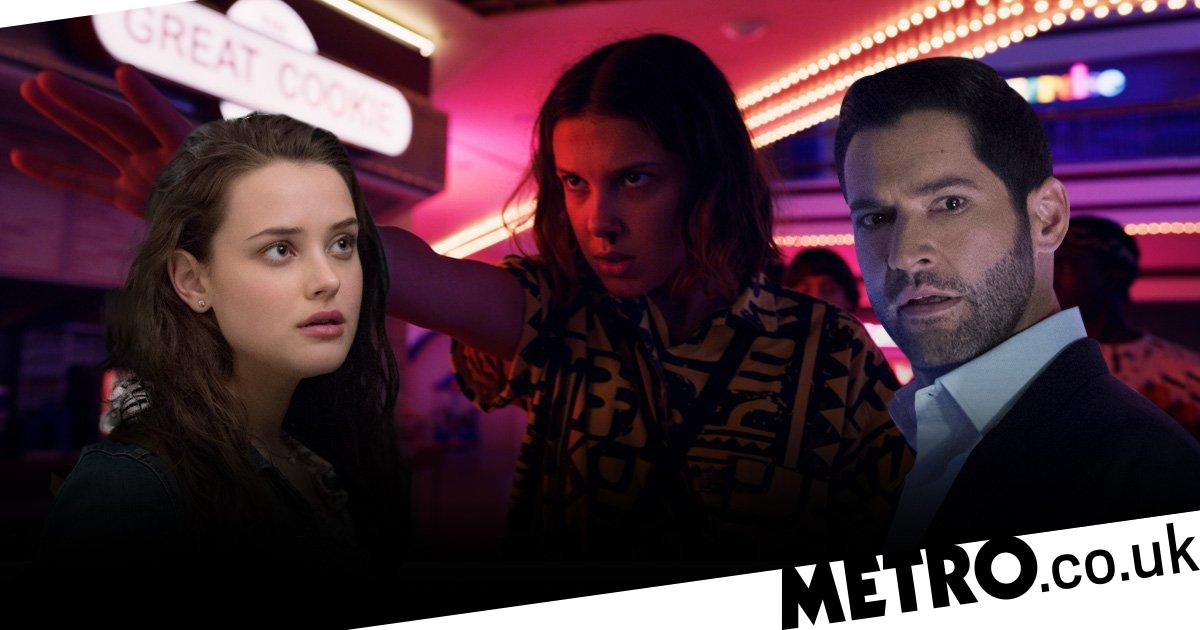 Lucifer beats Stranger Things and 13 Reasons why as most-streamed show of 2019