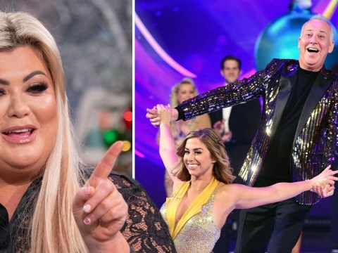 Dancing on Ice: Gemma Collins had conversation with Michael Barrymore before he quit show