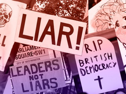 Petition to jail MPs who lie to the public hits 100,000