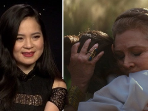 Star Wars' Kelly Marie Tran on filming heartbreaking Carrie Fisher scenes for The Rise Of Skywalker