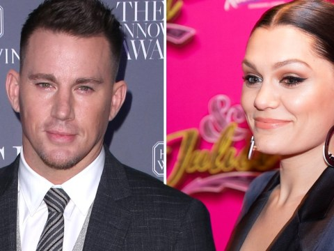 Channing Tatum 'is spotted on celebrity dating app' after Jessie J split