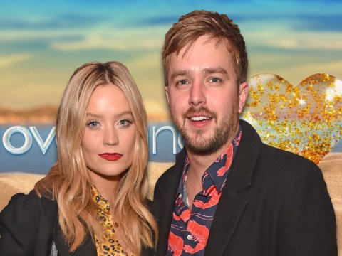 Love Island's Iain Stirling praises Laura Whitmore ahead of winter series finale