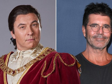 David Walliams lifts lid on Simon Cowell flirting with his mum as he compares him to vile Prince Charming
