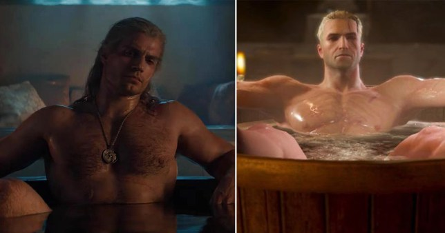 The Witcher Showrunner Is All Of Us As She Admires Sexy