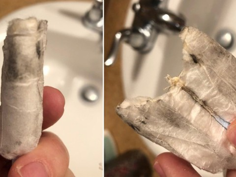 Mum shocked to discover mould and stains lurking in her tampons