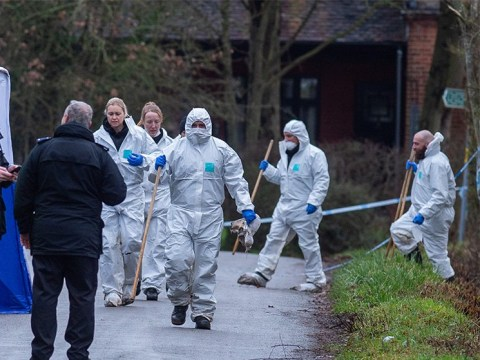 Police refuse to rule out organised crime as pair found dead in car boot and undergrowth