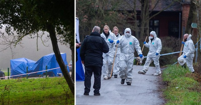 Police investigate fatal stabbings in Barnet, north London and Elstree, Hertfordshire