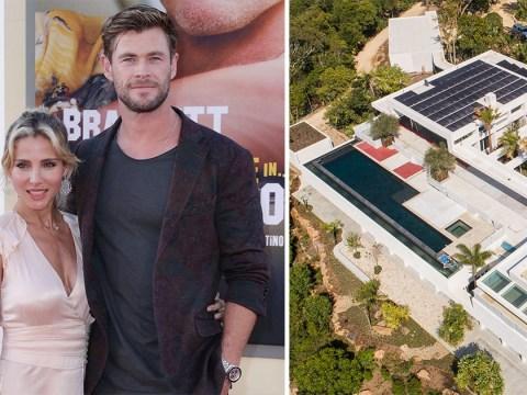 Avengers' Chris Hemsworth faces backlash as 'fleet of water trucks' arrive at Byron Bay mansion amid bushfires and drought