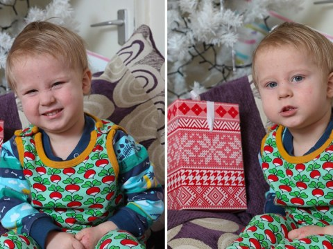 Boy 'allergic to Christmas' set to enjoy festivities for first time