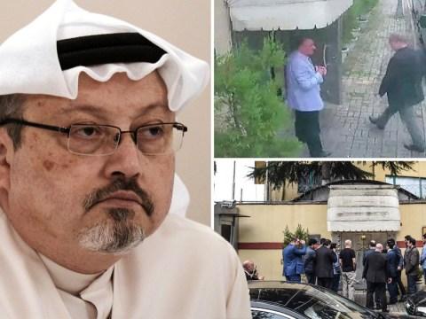 Five sentenced to death over murder of journalist Jamal Khashoggi