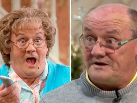 Mrs Brown's Boys star Brendan O'Carroll 'one month away from heart failure' but saved by miracle chat show appearance