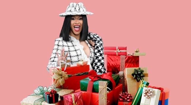 Cardi B makes big money moves and spends thousands on children's toys for charity