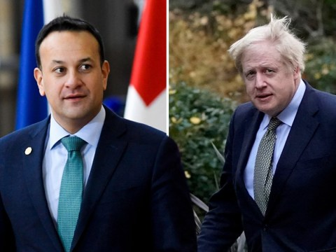 Irish PM refuses to rule out bridge between Northern Ireland and Scotland