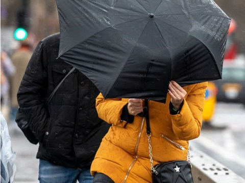 Boxing Day shoppers braced for heavy rain as flood warnings in place across UK