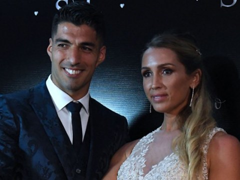 Luis Suarez renews vows with wife Sofia Balbi on 10th wedding anniversary in cute Boxing Day ceremony