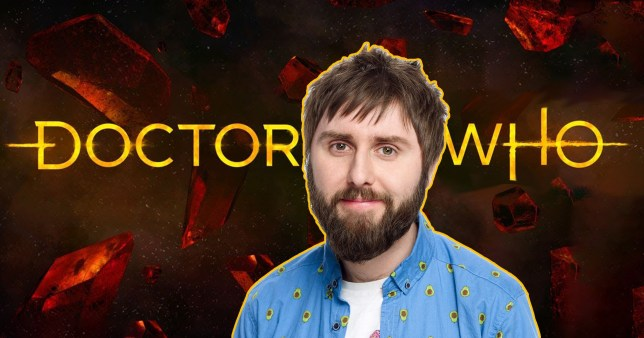 Doctor Who's James Buckley
