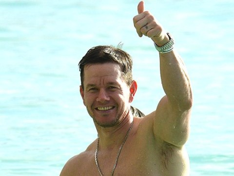 Mark Wahlberg and his wife Rhea holiday in Barbados while we stuff our faces with mince pies