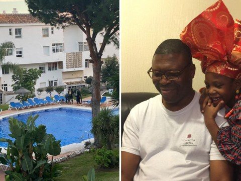 Police close investigation into deaths of British family at Costa del Sol swimming pool
