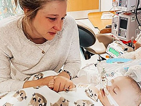 YouTuber Brittani Boren Leach mourns death of baby son after he stops breathing during nap