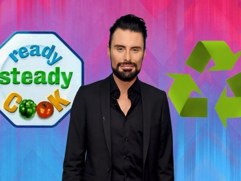 The Ready Steady Cook reboot with Rylan Clark-Neal will be more 'sustainable' – saving the environment one pepper at a time