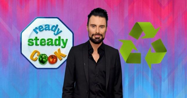 Rylan Clark-Neal Ready Steady Cook